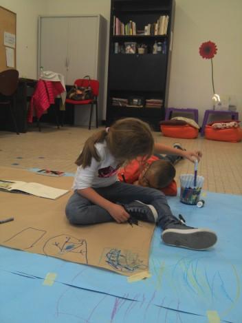 Atelier contes et créativités - 6 à 12 ans.