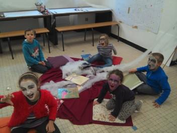 Stage enfants oct 2015 - Halloween / Quelle sorcière sommeille en toi ?