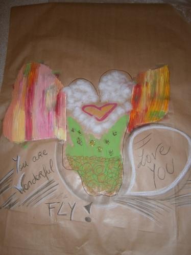 Atelier art-thérapie - Adultes - Corps et créativités.