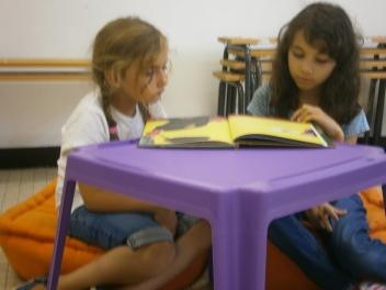 Les ateliers d'Arc en Ciel en Soit pour les enfants.